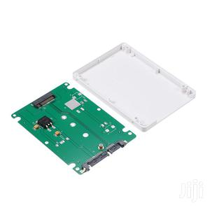 M.2 SSD To 22pin SATA III Converter Adapter With 2.5'' Enclosure   Computer Accessories  for sale in Nairobi, Nairobi Central