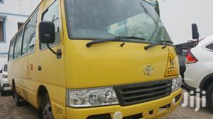 Toyota Coaster 2012 Yellow | Buses & Microbuses for sale in Mombasa, Mvita