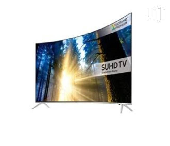 Samsung 65 Inch Hdr Uhd 4K Smart Curved LED TV Ua65ru7300k