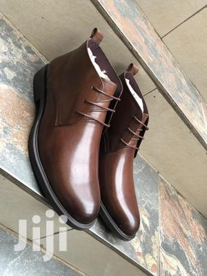Oxford Men Leather Boots | Shoes for sale in Nairobi, Nairobi Central