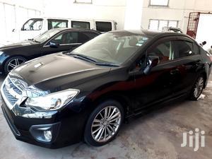 Subaru Impreza 2013 Black   Cars for sale in Mombasa, Mvita