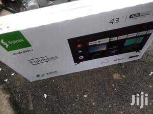 Frameless Smart Android Synix Tv 43 Inches | TV & DVD Equipment for sale in Nairobi, Nairobi Central