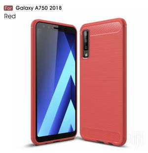 Samsung Galaxy A7 (2018) Red Case New   Accessories for Mobile Phones & Tablets for sale in Nairobi, South C