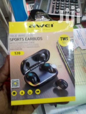 AWEI T20 TWS Bluetooth Ver.5.0 Earphones Headphones | Headphones for sale in Nairobi, Nairobi Central