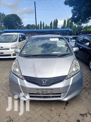 Honda Fit 2013 Silver   Cars for sale in Mombasa, Mvita