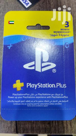 Playstation PSN Plus Codes | Video Game Consoles for sale in Nairobi, Nairobi Central