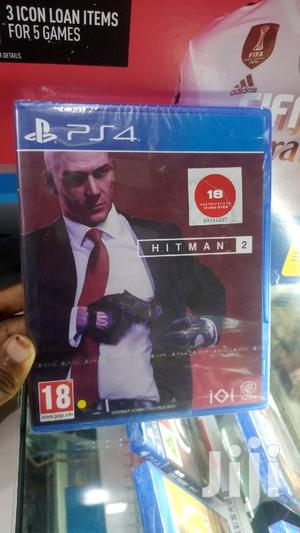 Playstation 4 Hitman 2   Video Games for sale in Nairobi, Nairobi Central