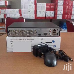 16 Channel HIKVISION Turbo HD 1080P 2MP DVR Machine -metallic Black   Security & Surveillance for sale in Nairobi, Nairobi Central