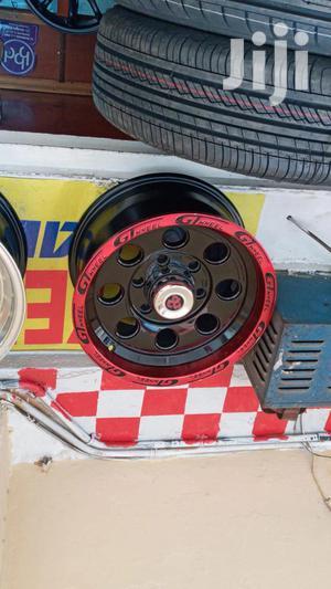Rims SIZE (15) 6 Holes (Matatu Set). | Vehicle Parts & Accessories for sale in Nairobi, Nairobi Central