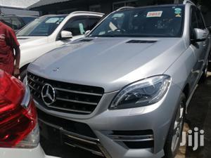 Mercedes-Benz M Class 2012 Silver   Cars for sale in Mombasa, Mvita