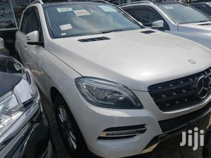 Mercedes-Benz M Class 2012 White | Cars for sale in Mombasa, Mvita