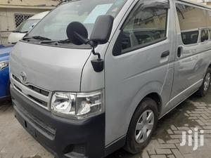 Toyota Hiace 2014 Silver | Buses & Microbuses for sale in Mombasa, Mvita
