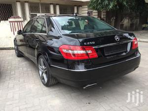 New Mercedes-Benz E250 2013 Black | Cars for sale in Mombasa, Mvita