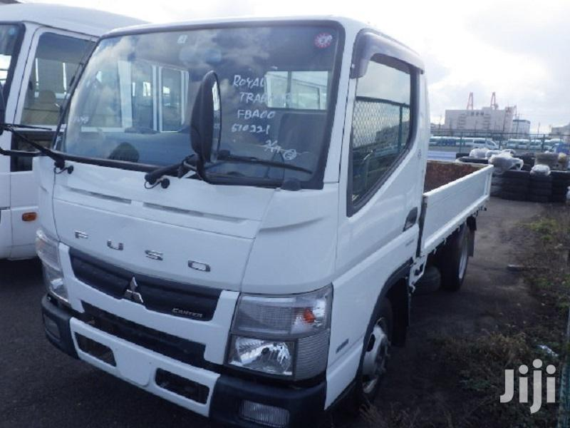 Archive: Mitsubishi Canter 2013