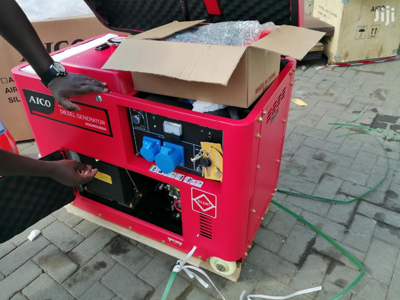 5kva Automatic Diesel Generator   Electrical Equipment for sale in Imara Daima, Nairobi, Kenya